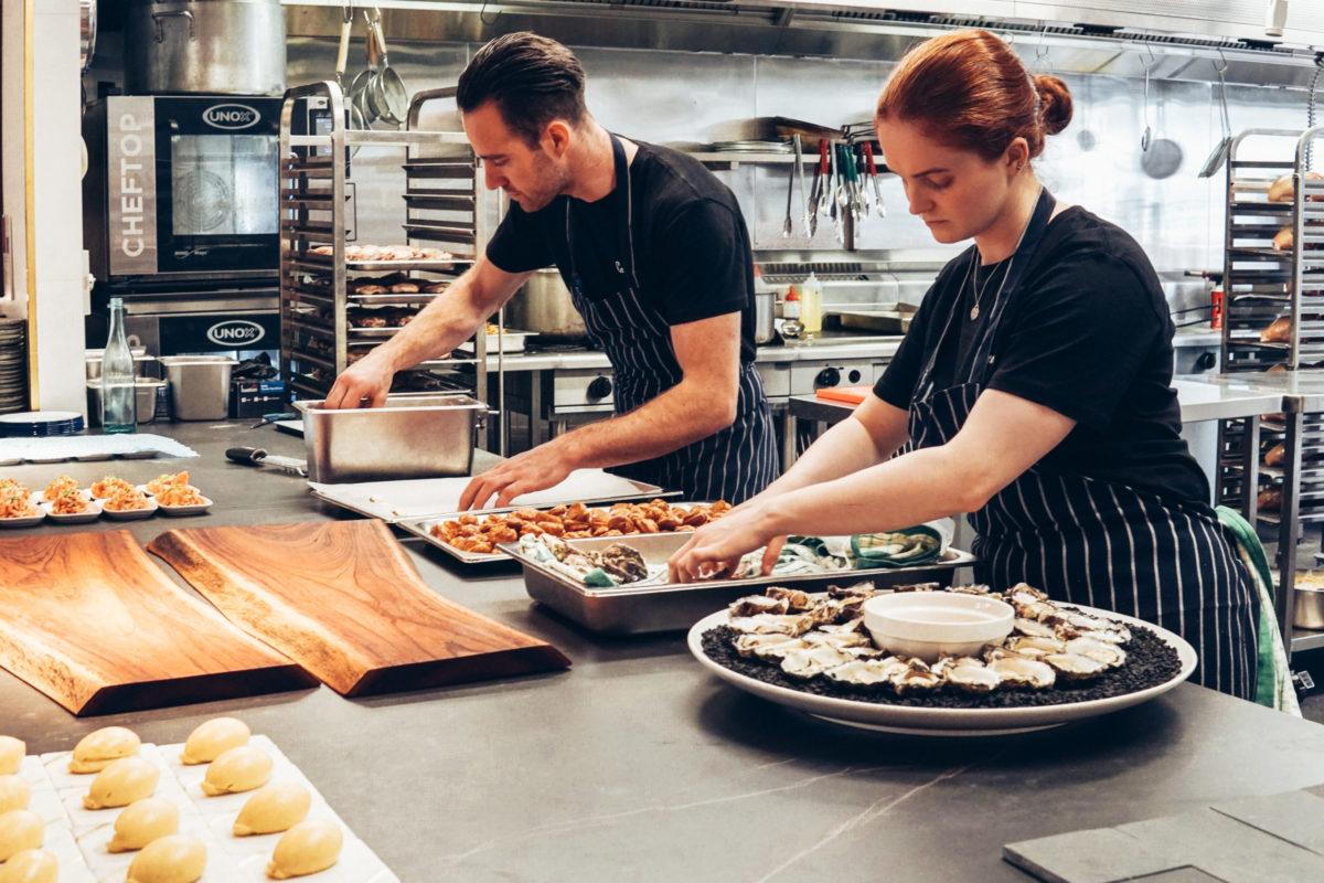 Cloud kitchen is increasing in popularity
