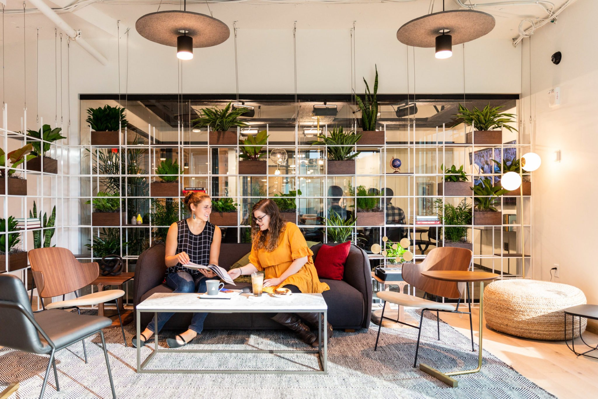 Concentrate on the important aspects of co-working space